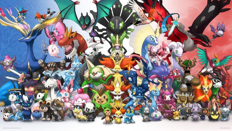 Test : Quel Pokémon Légendaire Es-Tu ?