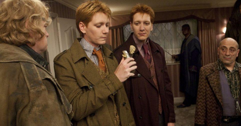 Quiz Harry Potter Films : Vas-Tu Réussir À Identifier De Quel Film Proviennent Ces 40 Scènes Harry Potter ? 29