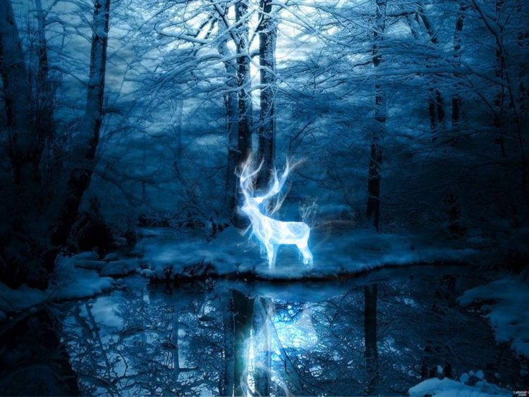 Pottermore Test Patronus
