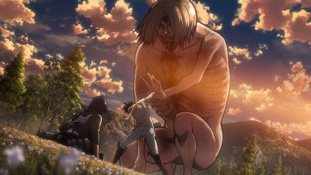 SNK : Tout Savoir À Propos Du Titan Souriant 2
